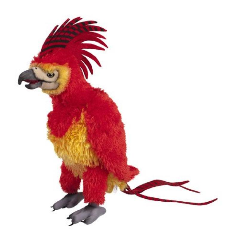 Wizarding World Harry Potter Posable Fawkes Phoenix 16 Plush Doll by Universal Studios