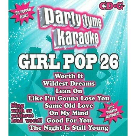 Party Tyme Karaoke: Girl Pop 26 ()