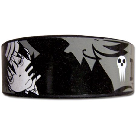 Soul Eater Men's  Death The Kid Anime Wristband - Death Eater Tattoo