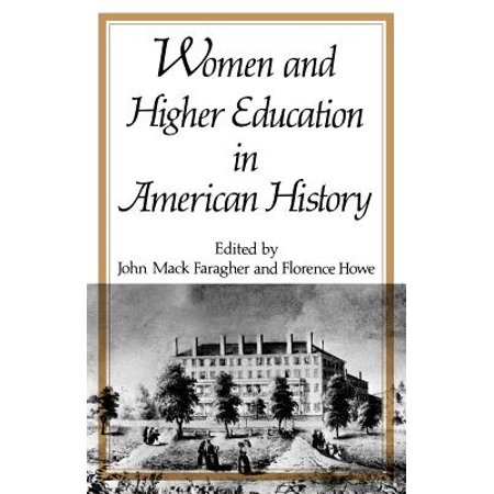Women and Higher Education in American History - Walmart.com