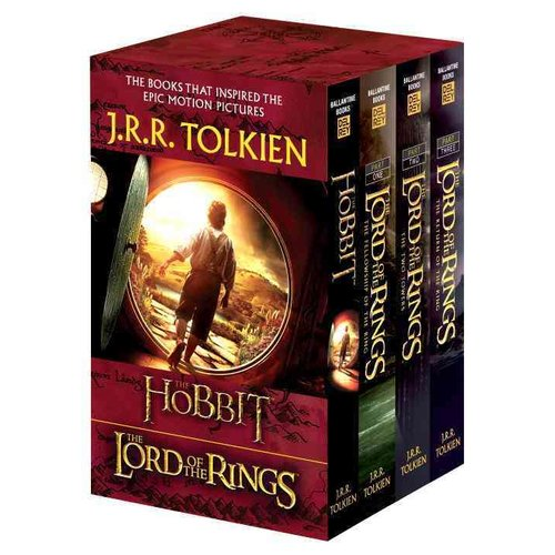 The Hobbit / The Lord of the Rings: The Hobbit / The Fellowship of the Ring / The Two Towers / The Return of the King