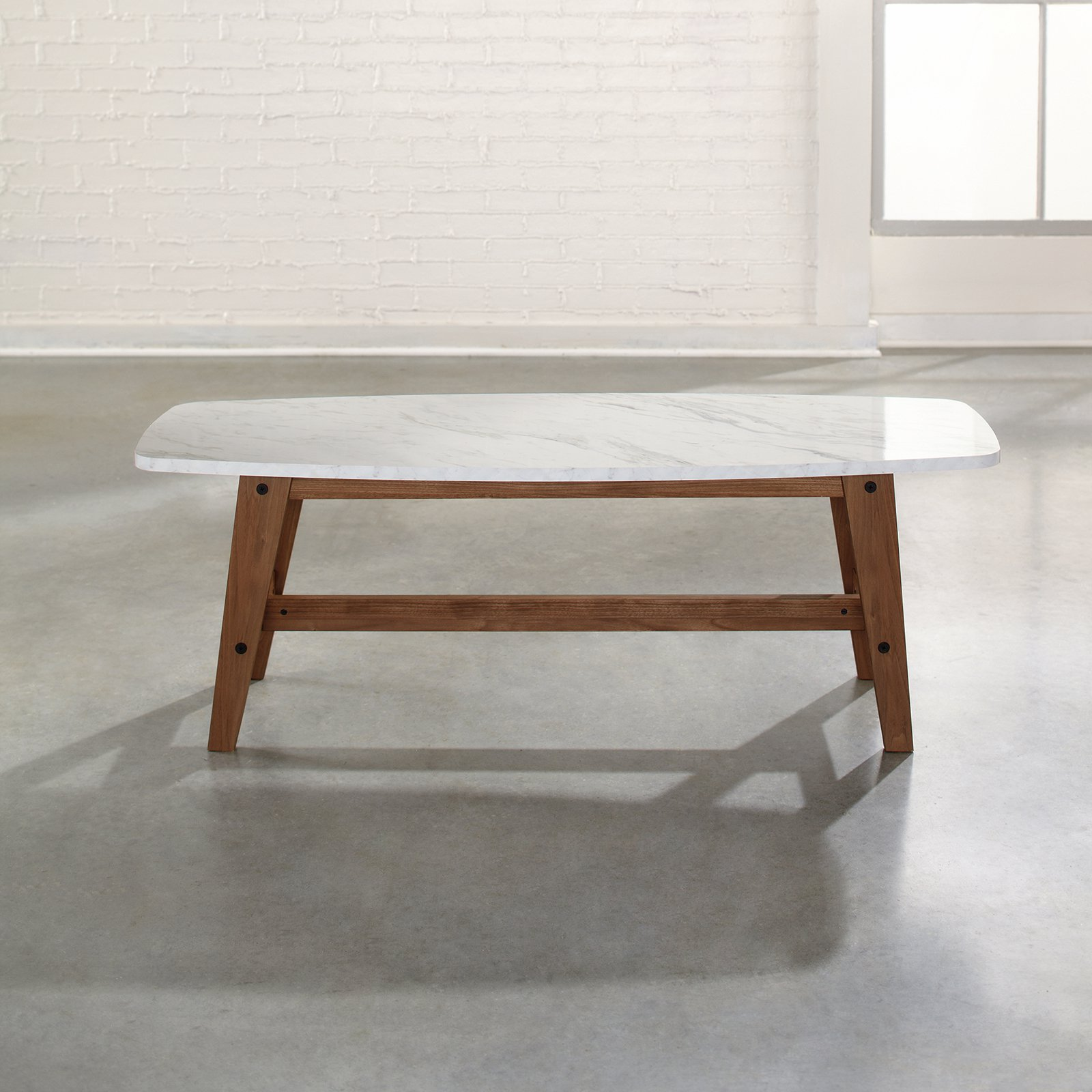 Sauder Soft Modern Coffee Table   Walmart.com