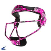 Champro Grill Softball Mask Adult and Youth: CM01 Pink Camo / Youth