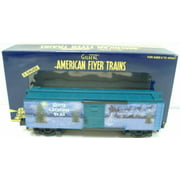 American Flyer 6-48368 S Scale 2007 Holiday Boxcar
