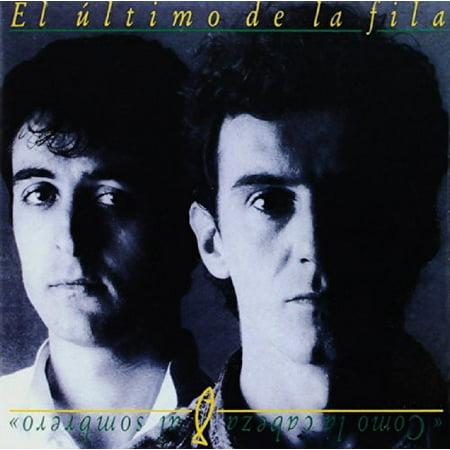 El Ultimo De La Fila - Como La Cabeza Al Sombrero [CD] - La Fila Halloween