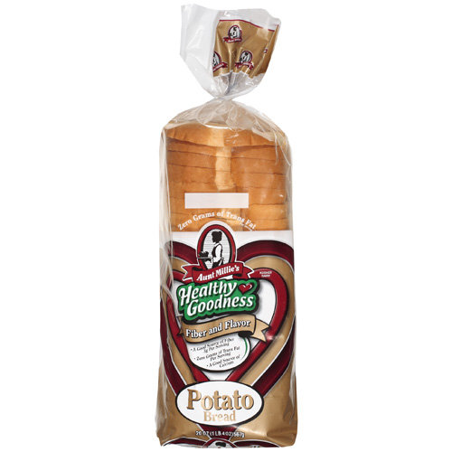 Healthy Goodness Potato Bread Fiber & Flavor, 20 oz