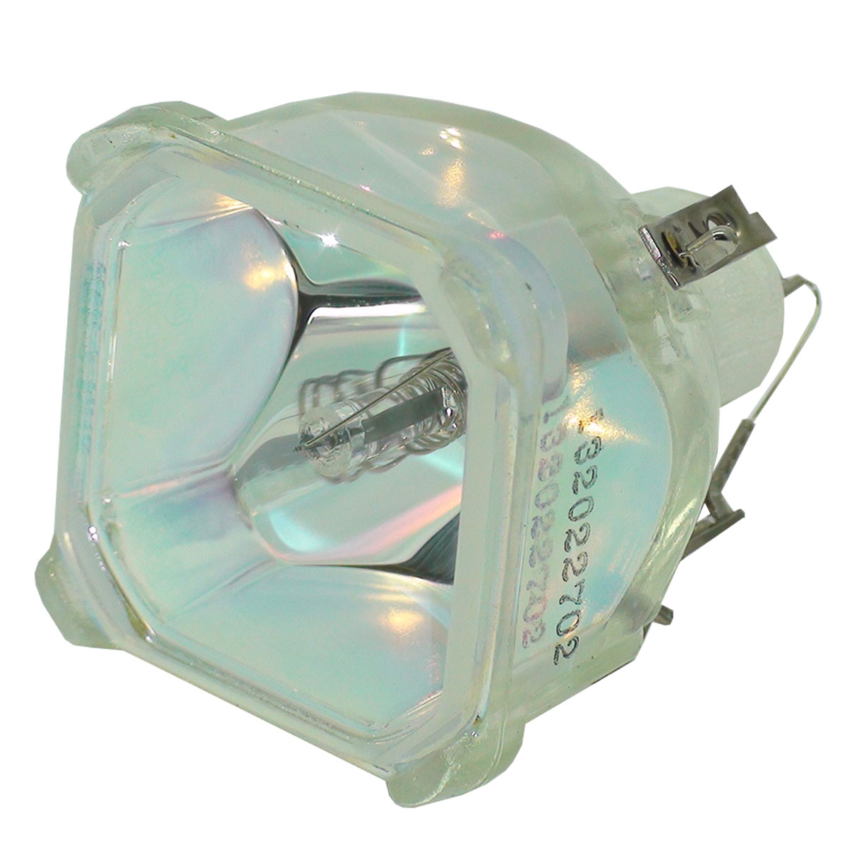 Original Philips Projector Lamp Replacement for 3M X40 (Bulb Only) - image 5 of 5