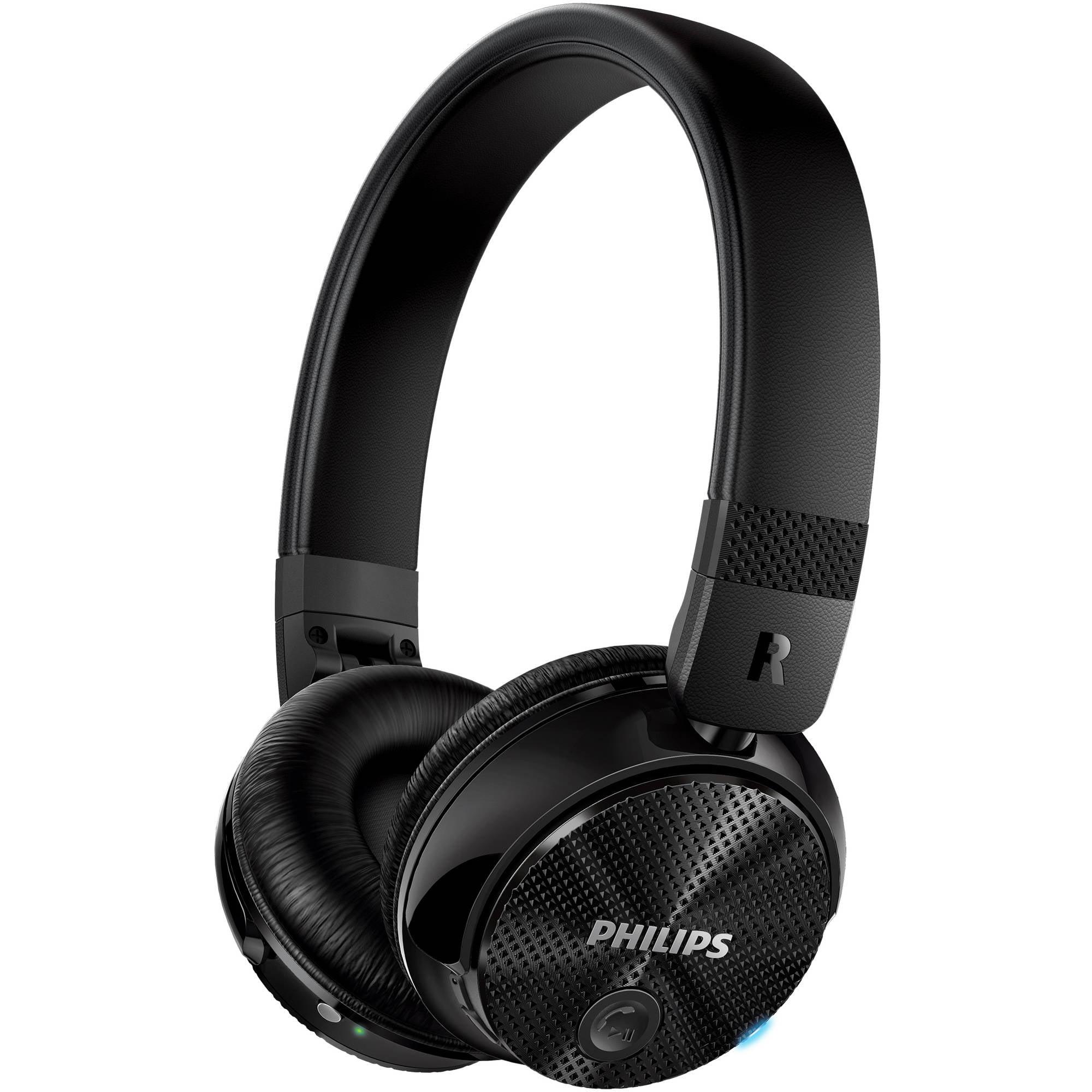 Philips SHB8750NC Bluetooth Noise-Canceling Headphones