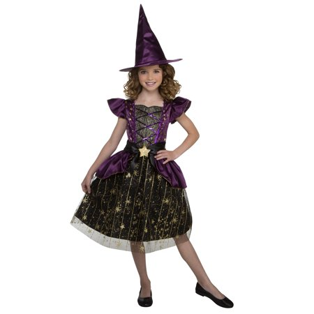Cute Girl Group Costumes For Halloween (Girl Starry Witch Halloween)