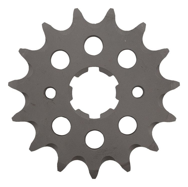 Supersprox Front Sprocket with 14 Teeth for Yamaha YFM350 Warrior 1987-2004