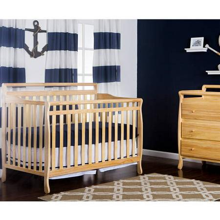 Dream On Me Liberty Dream On Me 5-in-1 Convertible Crib Natu