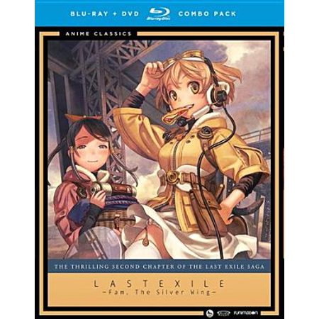 Last Exile - Fam, The Silver Wing: Season Two - Anime Classics (Blu-ray + DVD) - L'halloween Dessin Anime