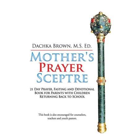 - Mother's Prayer Sceptre - eBook
