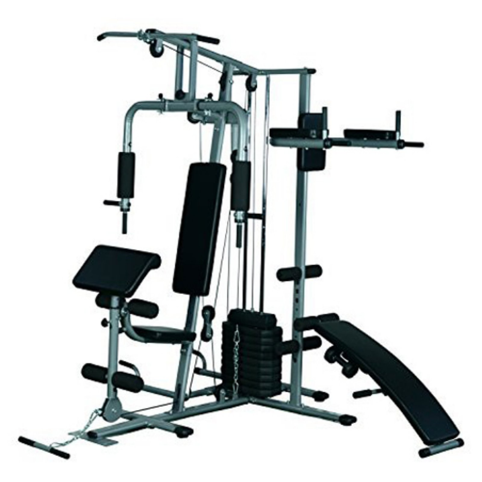 Soozier Complete Home Fitness Station with 100 lb. Stack