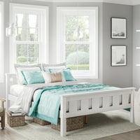 Better Homes & Gardens Kane Wooden Platform Bed, Full, Multiple Colors