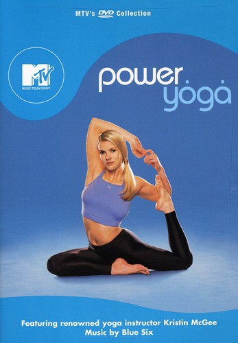 MTV Power Yoga by Paramount Home Entertainment