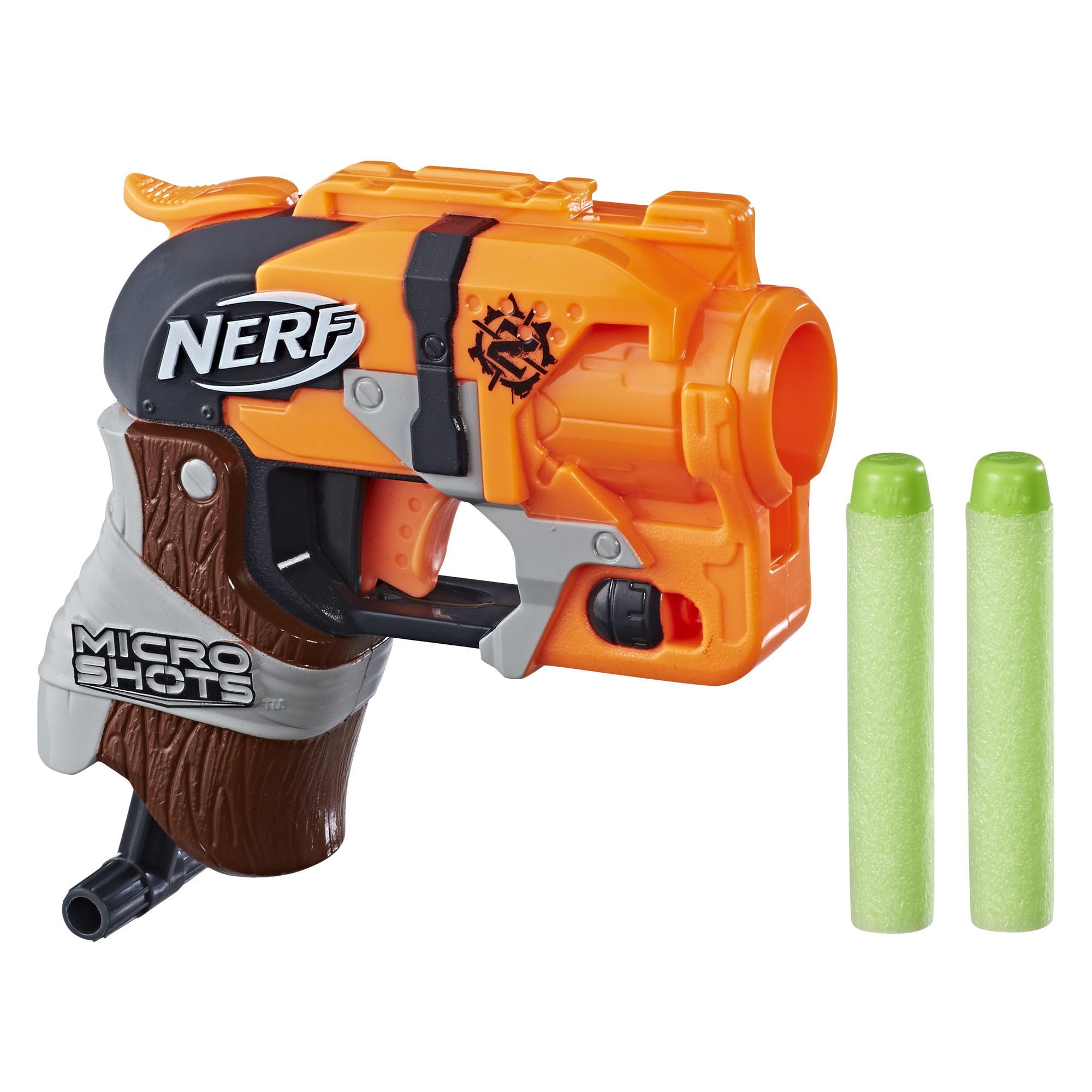 Nerf MicroShots Zombie Strike Hammershot by Hasbro