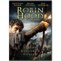Robin Hood The Rebellion (DVD)