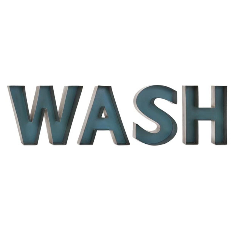 laundry letters