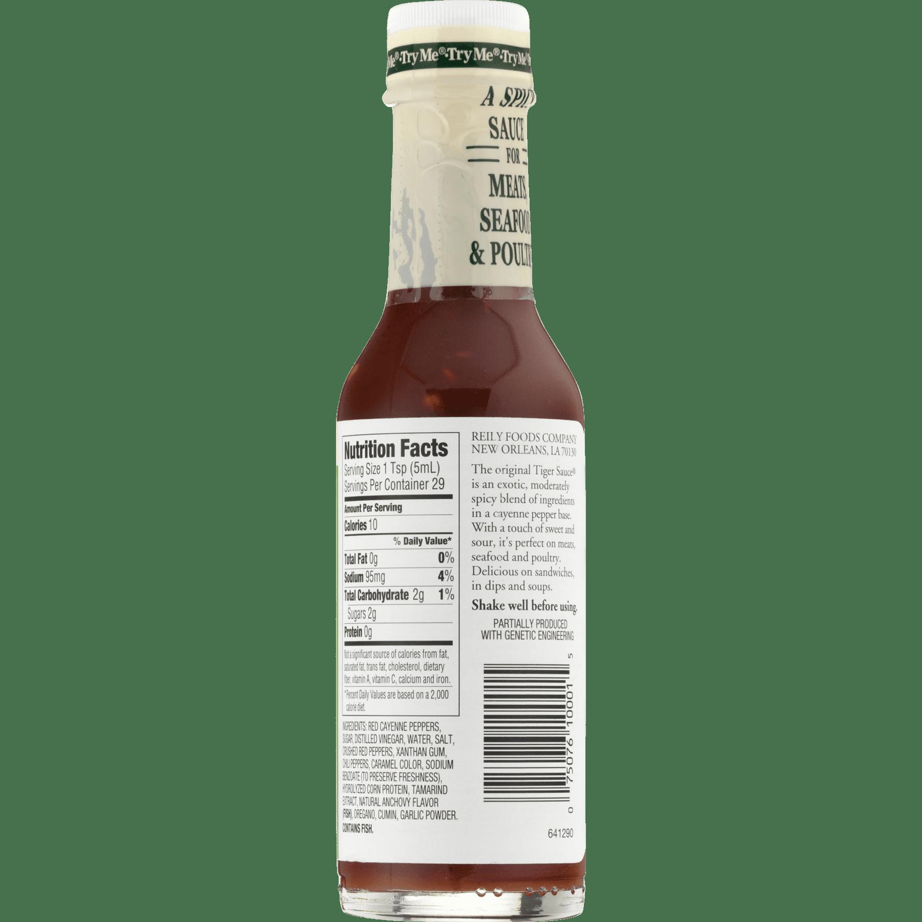 Try Me Tiger Sauce The Original 5 OZ - Walmart.com