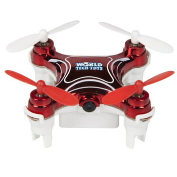 Nemo 2.4GHz 4.5-Channel Camera R/C Spy Drone (2 Colors)