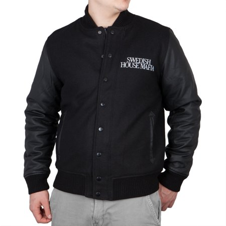 Swedish House Mafia - Logo Varsity Jacket