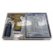 Ear Piercing Gun Kit with 4mm Gold Plated Ball Earring Studs 12 Pair, Includes Ear Piercing Gun, 4mm Gold Plated Ball Earring Stud 12 Pair Surgical