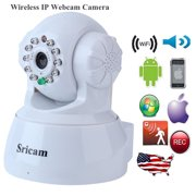 11 LED WIFI Cam Ceiling Hemisphere Wireless IP Webcam Camera Night Vision Home Security System