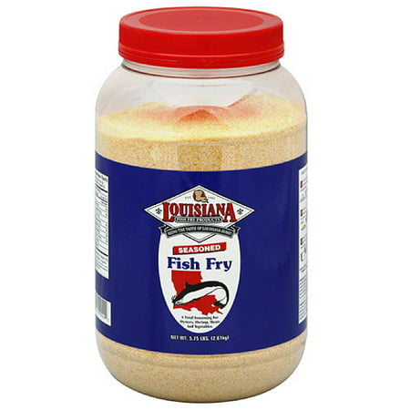 Discontinue louisiana fish fry products seasoned fish for Fish fry mix