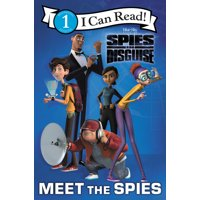 I Can Read Level 1: Spies in Disguise: Meet the Spies (Paperback)