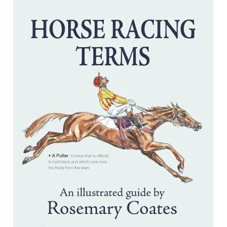 Horse Racing Terms : An Illustrated Guide - Horse Racing With Cart