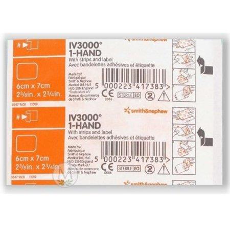 Iv 3000 Transparent Adhesive Film (IV 3000 1-Hand 2 3/8