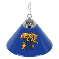 "University of Kentucky Wildcats Single Shade Bar Lamp, 14"""