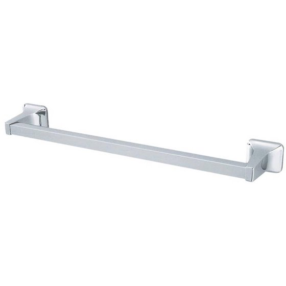 """Average Height Of Towel Bar In Bathroom: Bath Unlimited E1400-30 30"""" Chrome Futura Towel Bars Only"""