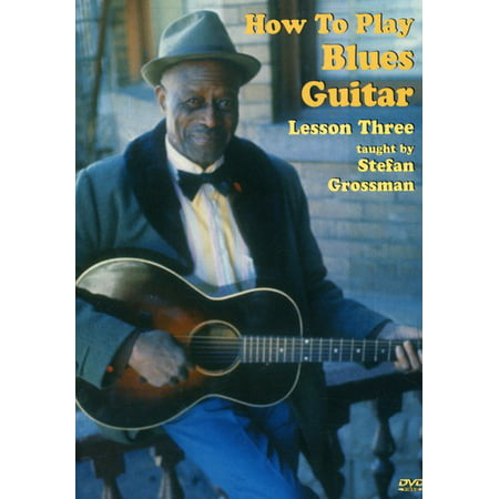How to Play Blues Guitar: Lesson 3 (DVD)