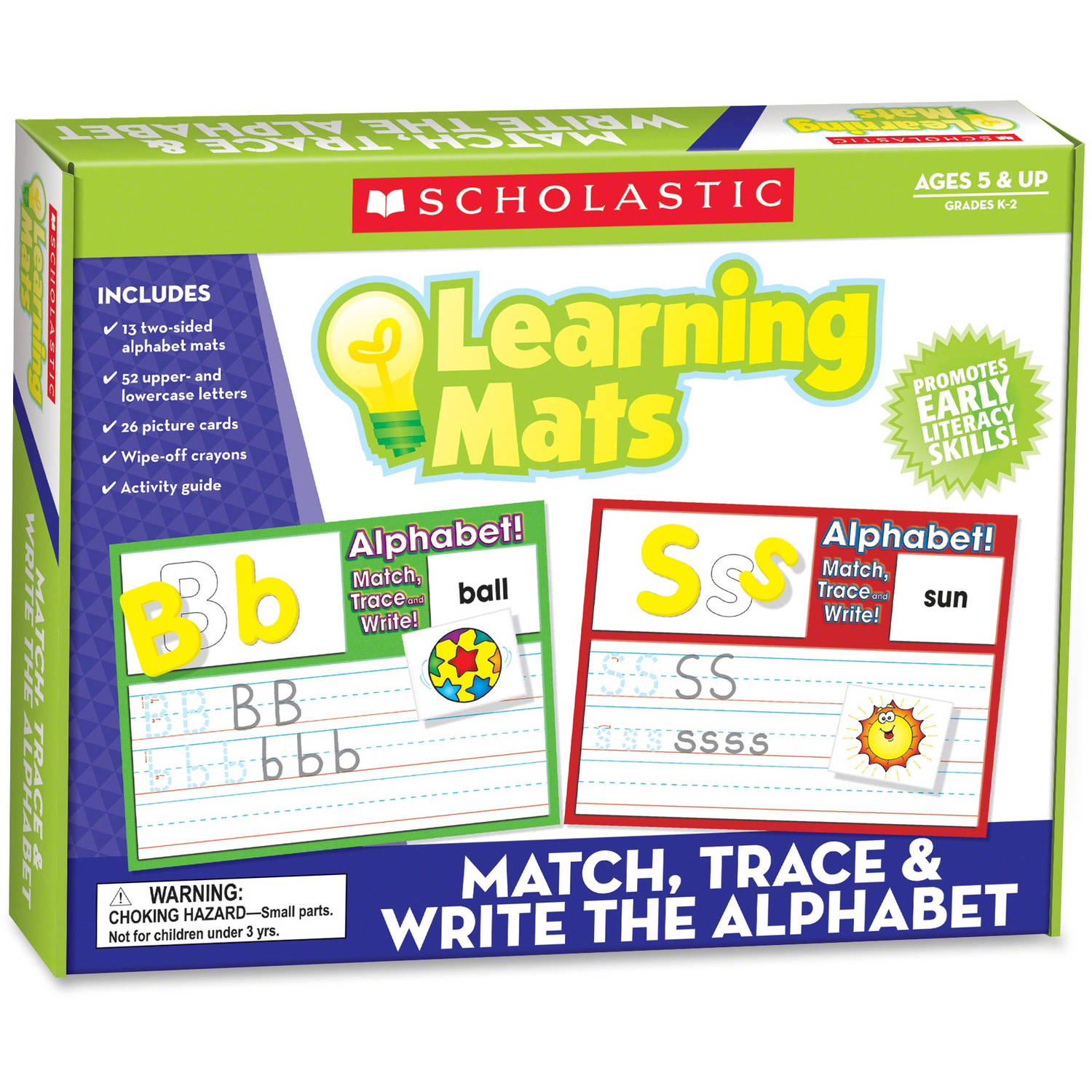 Scholastic Kid Learning Mat