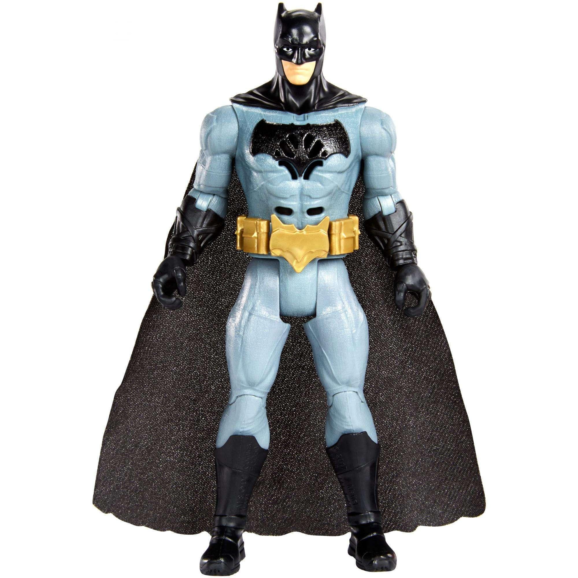 """DC Justice League Talking Heroes Batman 6"""" Figure by Mattel"""