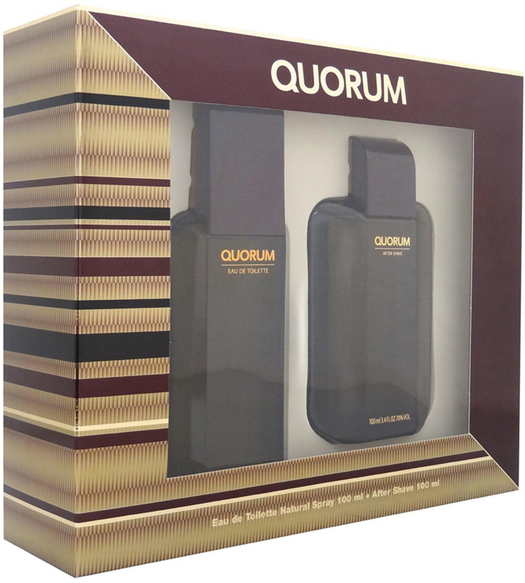 Antonio Puig Quorum Men's Gift Set 1 ea