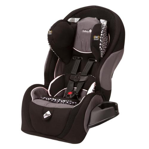 Safety 1st Complete Air 65 Convertible Car Seat in Pink Pearl