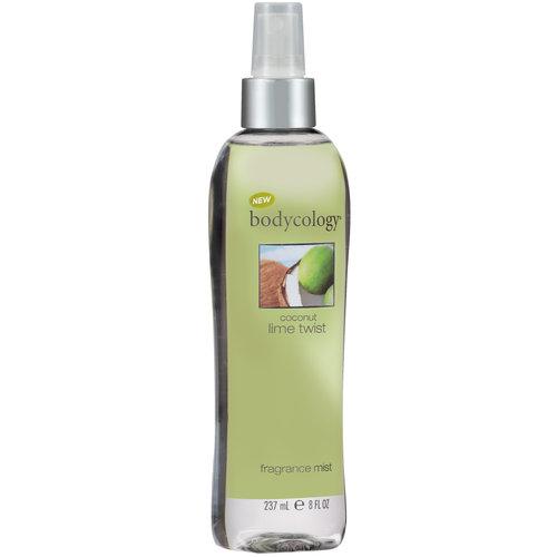 Bodycology Coconut Lime Twist Fragrance Mist, 8 fl oz