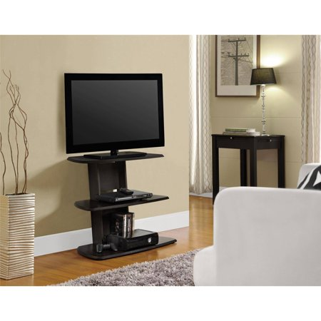 Altra Galaxy II Espresso TV Stand for TVs up to 32″