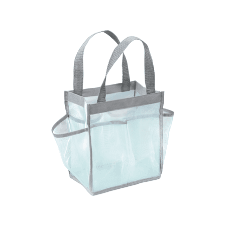 Nylon Caddy (Nylon and Mesh Shower Caddy Tote - Quantity of 4 - PT -  4681 )