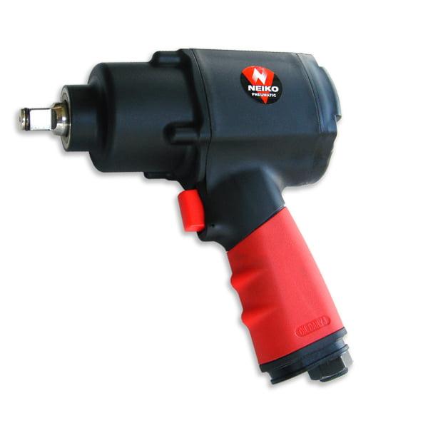 "1 2"" Air Compressor Impact Wrench Gun Composite 1000 Ft Lb Torque by Neiko"