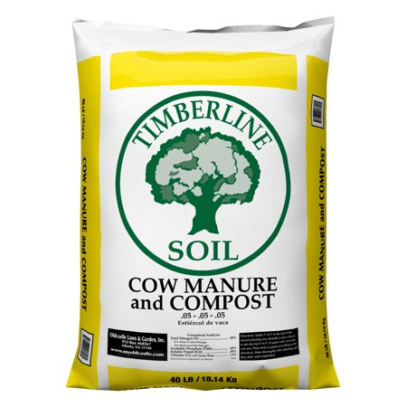 Timberline Series (Timberline Cow Compost, 40lb )