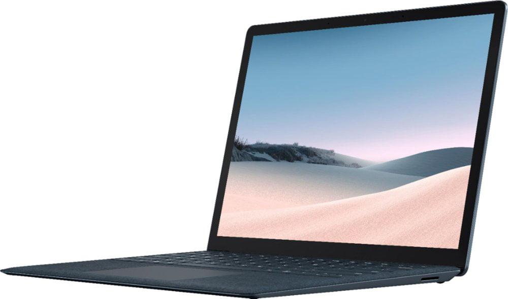 "Microsoft Surface Laptop3 13"" Windows Computer Intel Core i7 16GB DDR 512GB SSD COBALT BLUE VGS-00043"