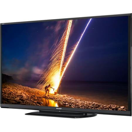Sharp AQUOS LE657 LC-90LE657U 90″ 3D 1080p LED-LCD TV – 16:9 – HDTV 1080p – 120 Hz – ATSC – 1920 x 1080 – Surround Sou