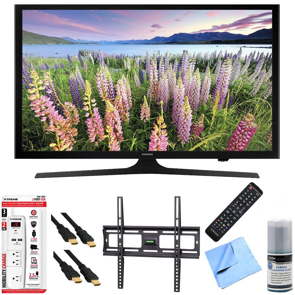 Samsung UN43J5200 - 43-Inch Full HD 1080p LED HDTV Mount ...