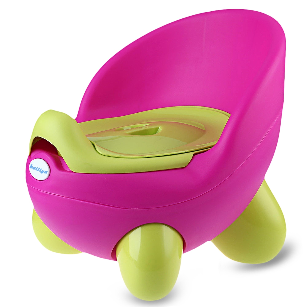 Toilet Potty Training, Qq Egg For Kids Baby Potty Chair, Rose Red
