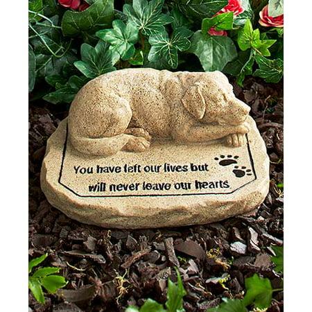 Pet Memorial Stones Dog Beloved Pet Memorial Stone