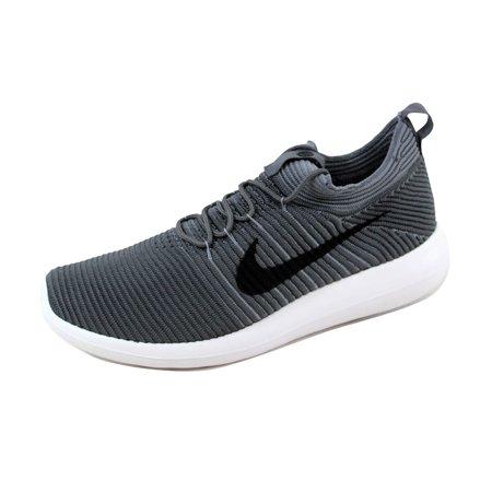 35a45105285 Nike - Nike Men s Roshe Two Flyknit V2 Dark Grey Black-Cool Grey 918263-001  Size 10.5 - Walmart.com